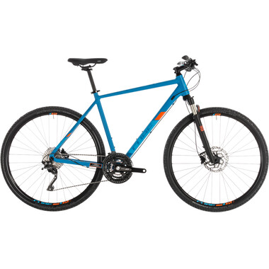 VTC CUBE CROSS PRO DIAMANT Bleu/Orange 2019